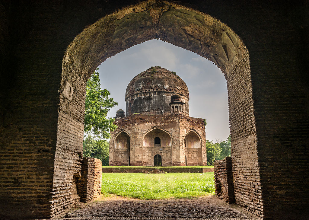 Ali Mardan Khan Tomb