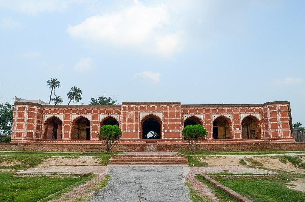 Tomb of Nurjahan