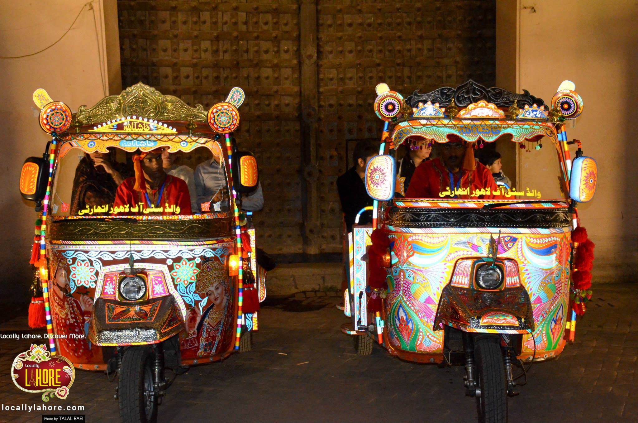Rangeela Rickshaw Ride