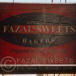 Fazal Sweets - Lal khoo ki barfi lahore