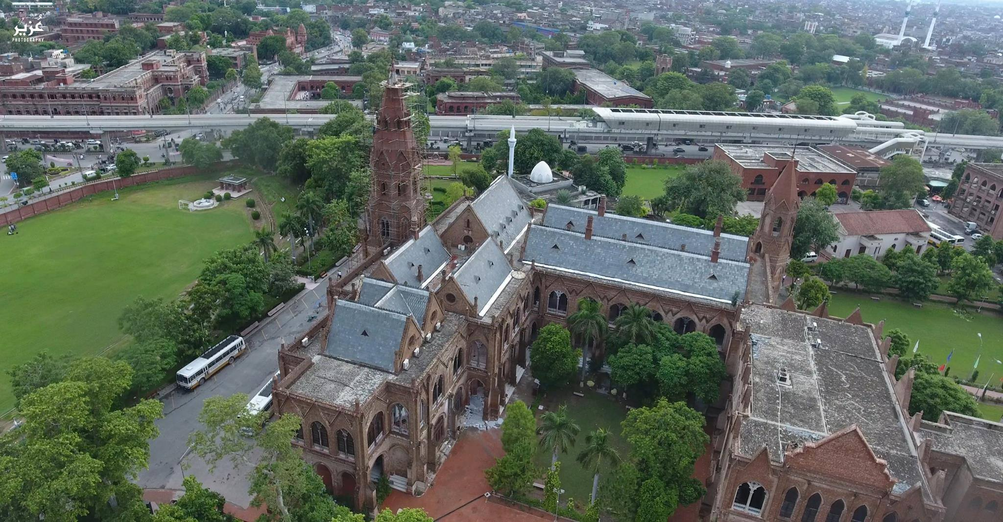 Lahore air safari tour