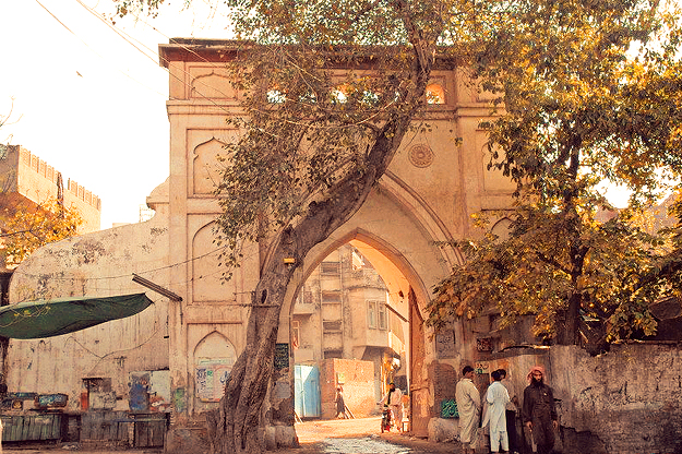 WALLED CITY OF LAHORE - A FALL OF HISTORY