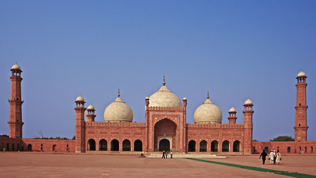 Badshahi Mosque Lahore - Sehr o Iftaar Timings Lahore