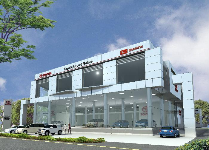 Toyota dealers in Lahore