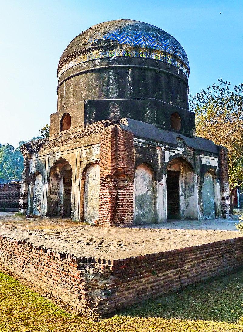 Buddhu's Tomb