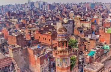 Walled city of Lahore