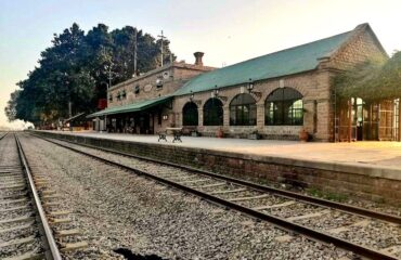 Attock Khurd Railway Station