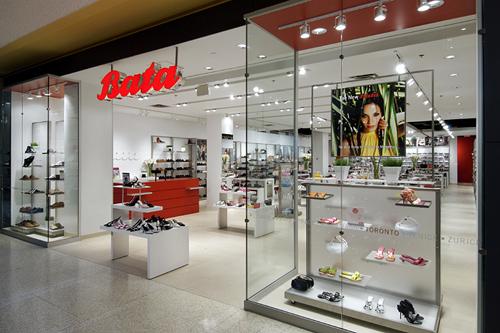 BATA Store in Emporium Mall