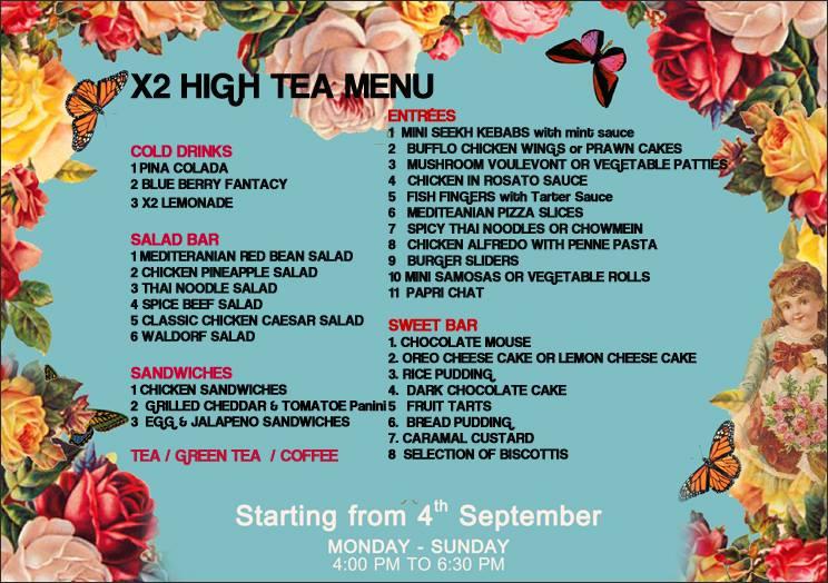 Cafe X2