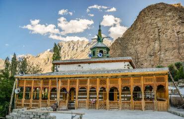 Chaqchan Mosque - Gilgit Sehr o Iftaar Timings