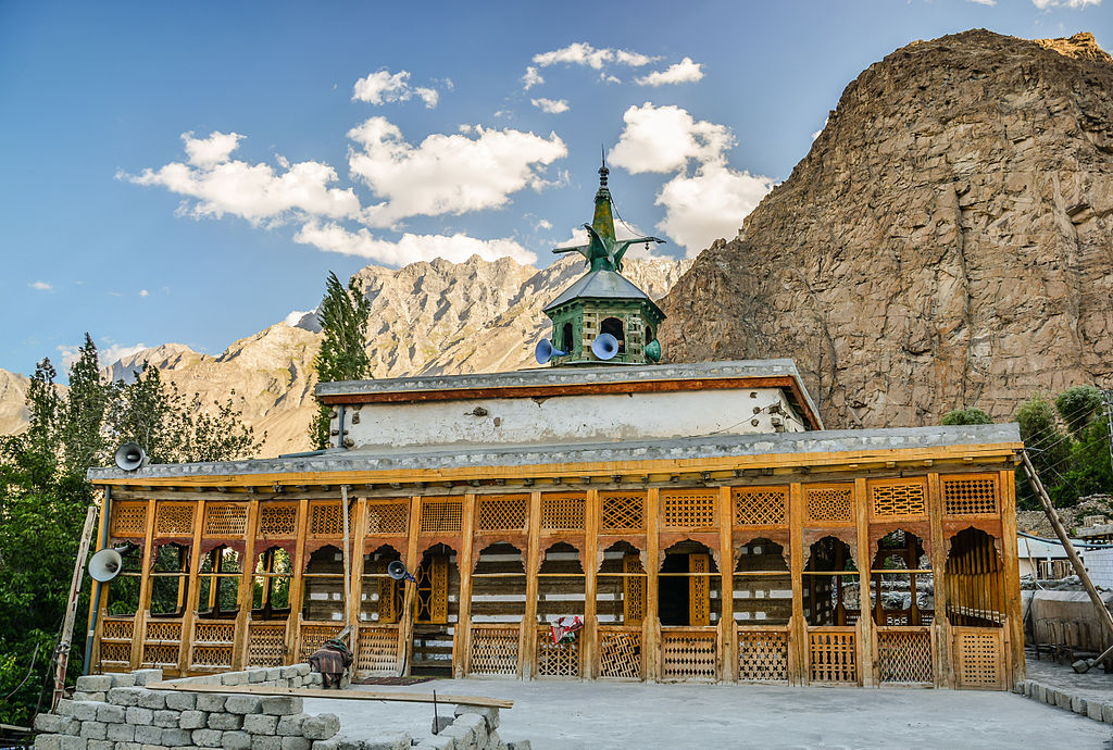 Chaqchan Mosque - Gilgit Sehr o Iftaar Timings