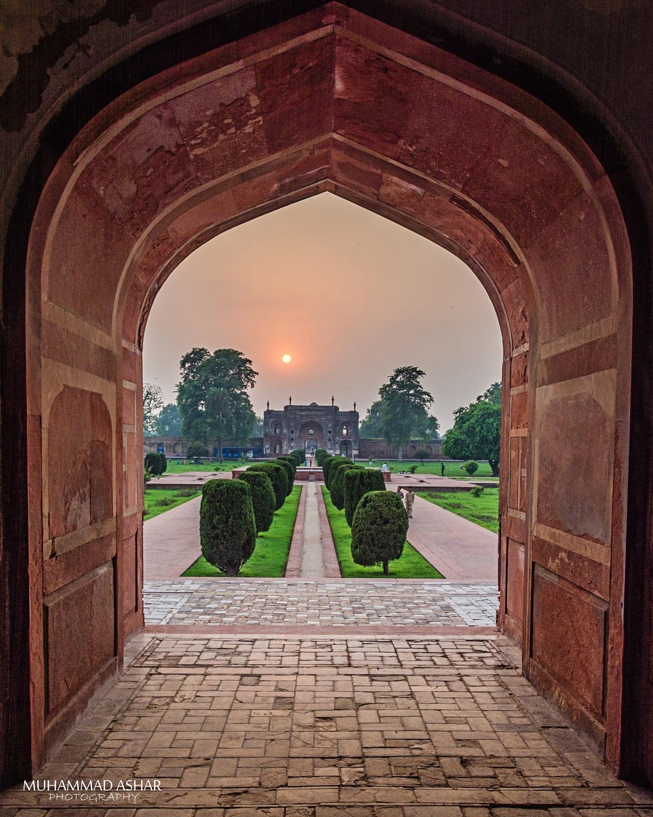 Emperor Jahangir's Tomb