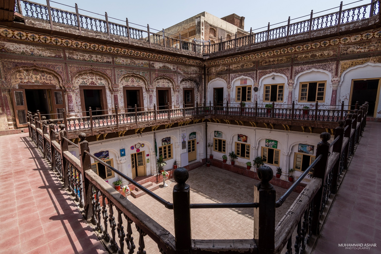 Haveli Nau Nihal Singh - Now Victoria Girls High School