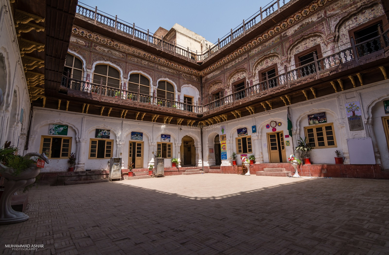 Haveli Nau Nihal Singh - Now Victoria Girls High School, its like to get taught with heritage.