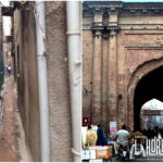 The Patli Gali - Narrowest Street in Lahore