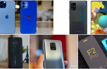 Top 10 smartphones of 2020