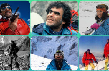 Featured Picture of Legendary Mountaineers of Pakistan