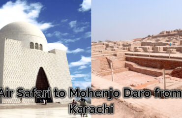 Featured image of Air Safari to Mohenjo Daro from Karachi