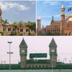 British Architecture Buildings in Lahore