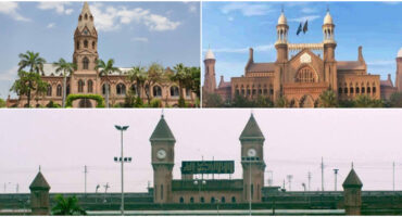 British Architecture Buildings in Lahore