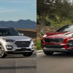 Hyundai Tucson vs KIA Sportage - Which is the best?