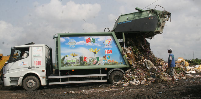 Cleaner Lahore – Aim of Lahore Waste Management Company LWMC