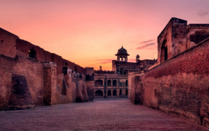 Lahore Fort Walled City of Lahore