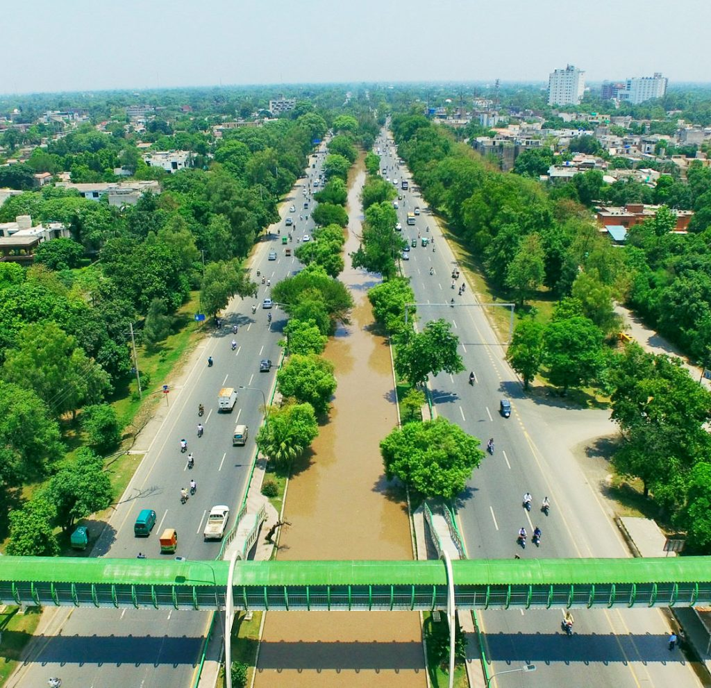 Islamabad Roads: PHA Contribution In Making Lahore Green And Beautiful