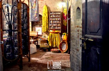 Walled city lahore markets