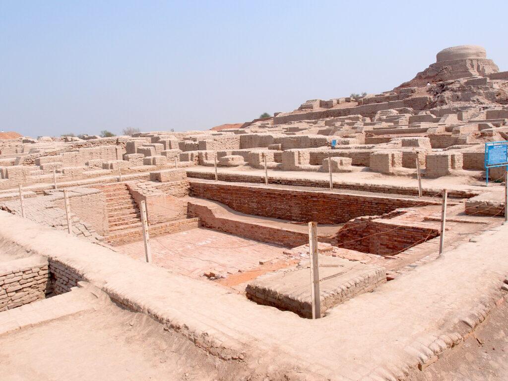 Ruins of Mohenjo Daro -  Air Safari to Mohenjo Daro from Karachi