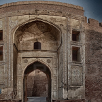 The Divine Sikh and Mughal Architecture in Walled City Of Lahore