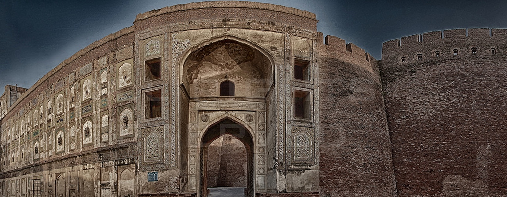Mughal architecture Lahore