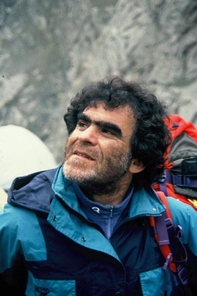 Nazir Sabir - The Legendary Mountaineers of Pakistan
