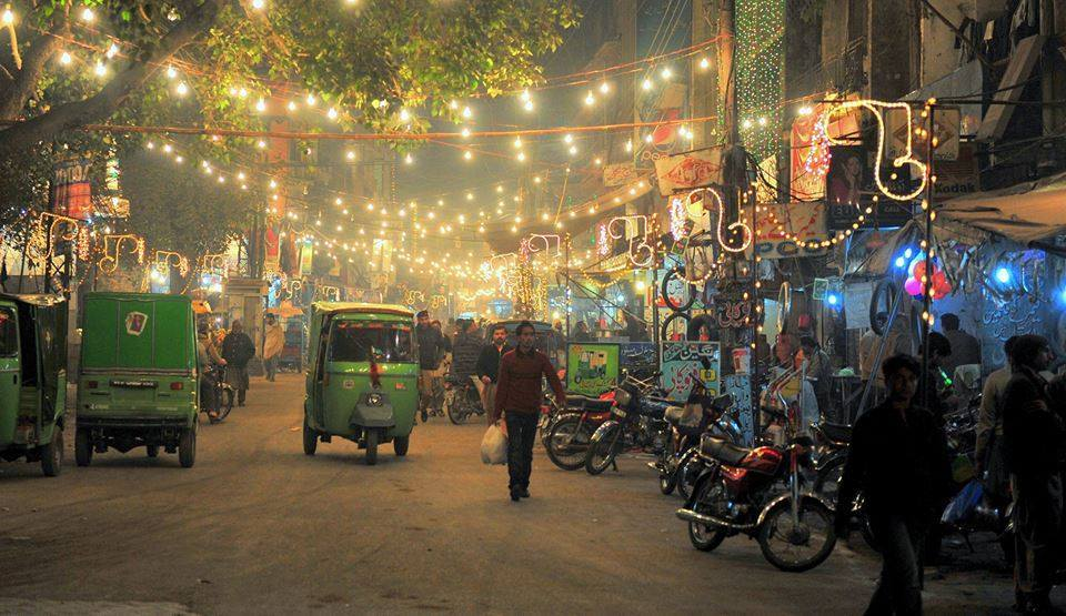 upgradation of the walled city lahore This rich past is most visible in the milieu of architecture salted across the walled city of lahore -- from hindu temples and mughal forts to sikh gurdwaras and.