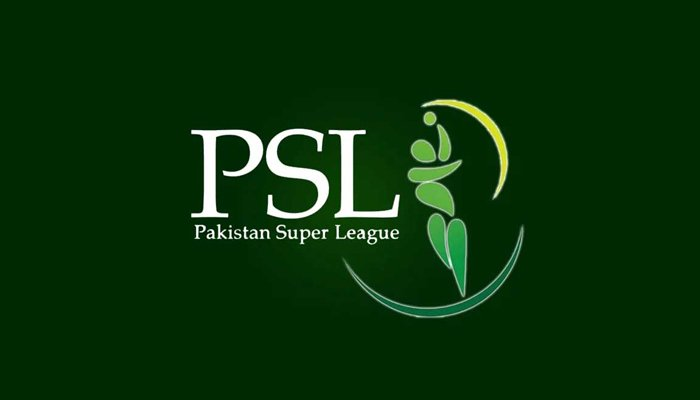 Picture of PSL Logo. Pakistan tour to England