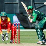 Zimbabwe Tour to Pakistan