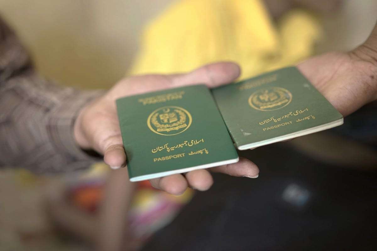 Picture of Green Passport