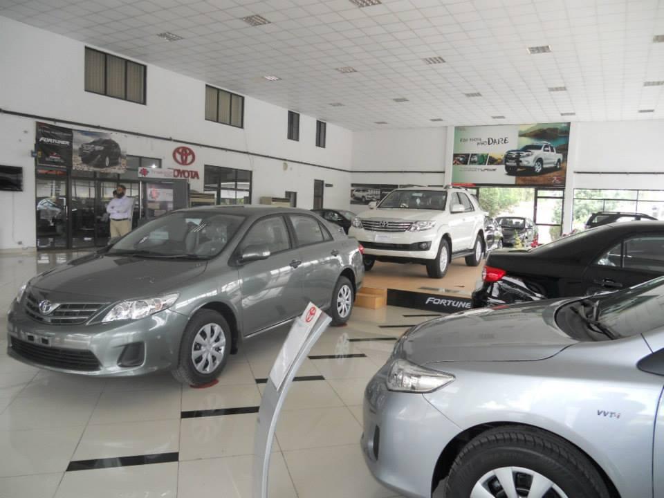 Toyota Ravi Motors