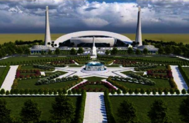 Proposed design of King Salman Mosque