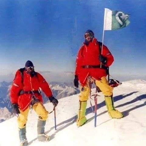 Rajab Shah - The Legendary Mountaineers of Pakistan
