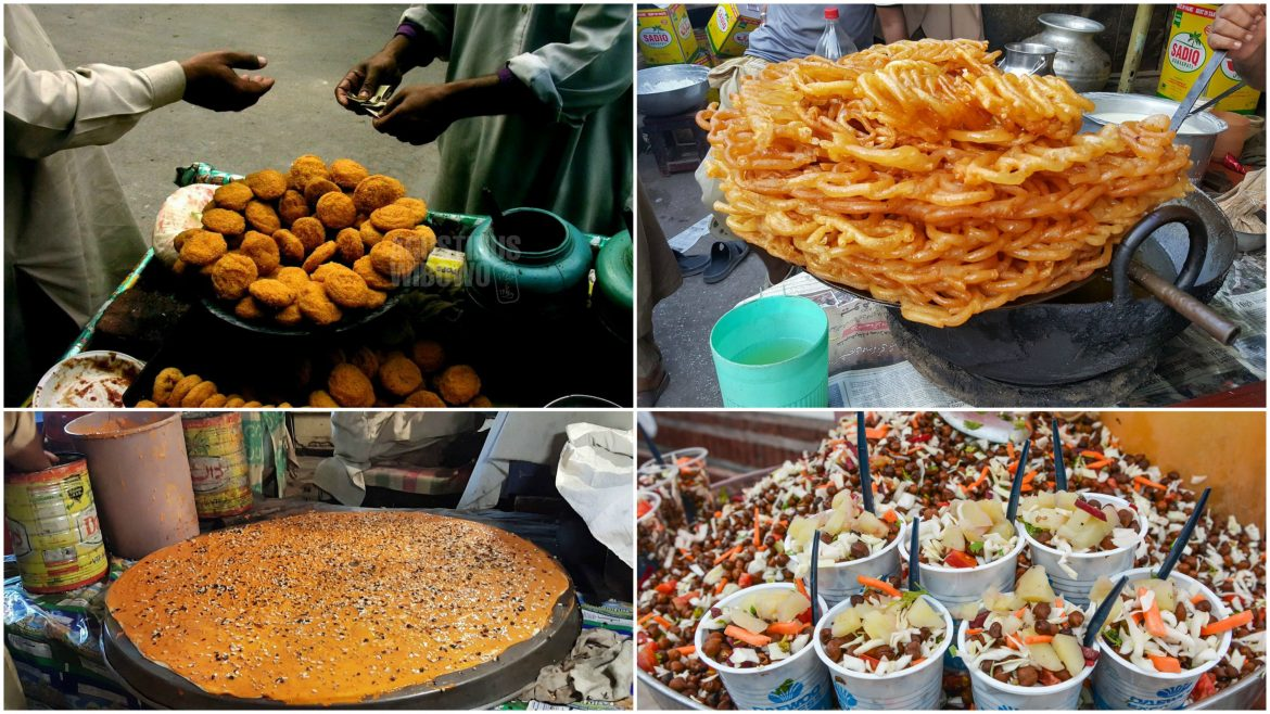 Street Foods of Lahore