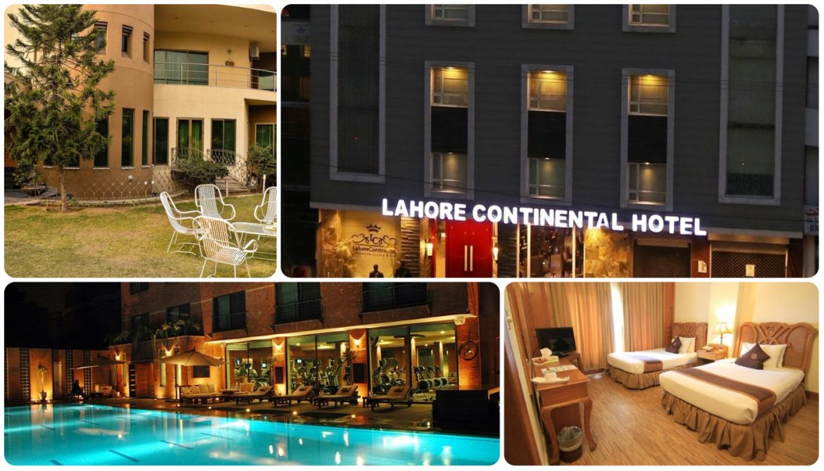 3 Star Hotels of Lahore