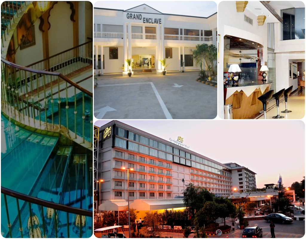 4 star hotels in Lahore