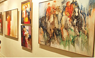 Image result for Art Galleries in Lahore