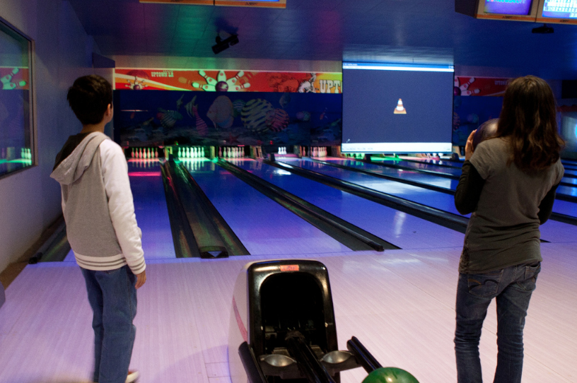 Uptown Bowling Alley Lahore