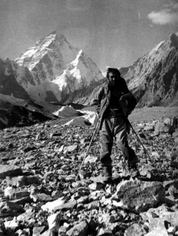 Asraf Aman - The Legendary Mountaineers of Pakistan