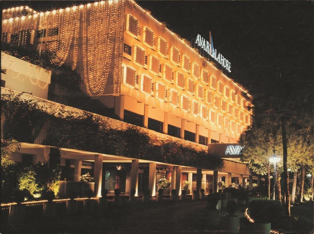 Avari Hotel Lahore