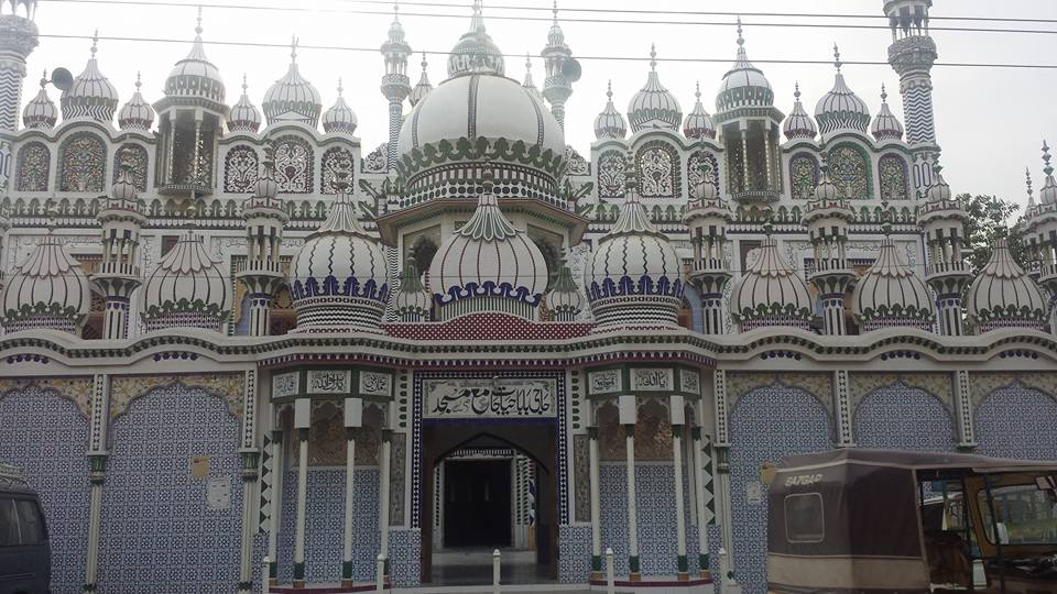 Baba Hayat Mosque - Hyderabad Sehr o Iftaar Timings