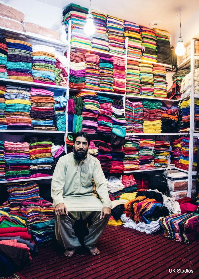 Azam Market Wholesale bazaar