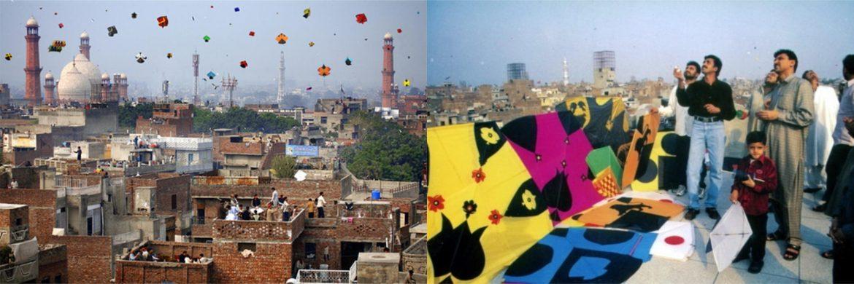 Types of Kites - Locally Lahore